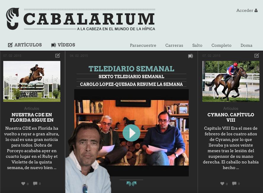 Cabalarium.com